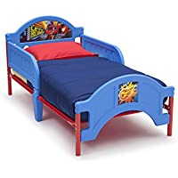 Nick Jr. Delta Children Blaze and the Monster Machines Plastic 3D Toddler Bed