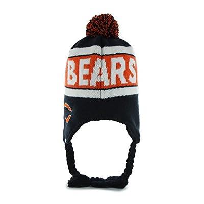 NFL '47 Brand Cranbrook Sherpa Knit Hat with Pom