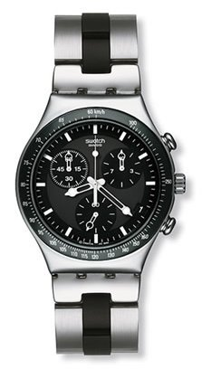 SWatchMen's YCS410GX Windfall Chronograph Watch