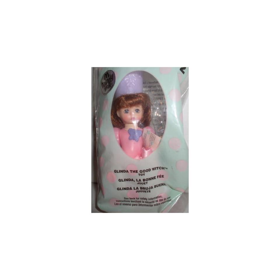 Madame Alexander McDonalds Happy Meal toy Wizard Oz Good Witch Glinda pink 2007