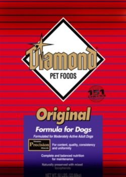 Diamond Dry Dog Food for Adult Dog, Original Chicken Flavor, 50 Pound Bag