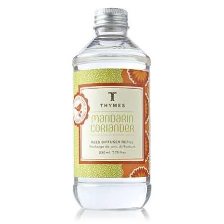 Thymes Reed Diffuser Refill - Mandarin Coriander 230ml/7.75oz