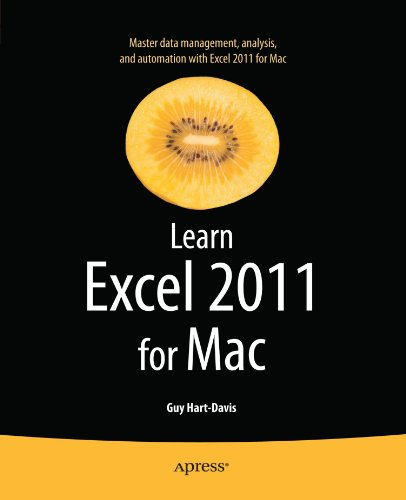 Learn Excel 2011