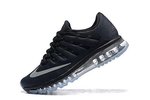 Nike Men's AIR MAX 2015 2016 2017 Air cushion basketball shoes-C (Nike Air Shoes Men compare prices)