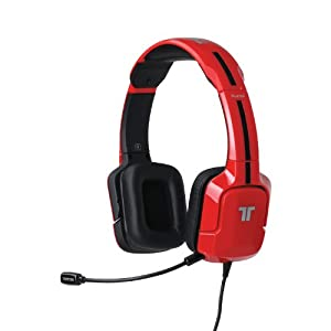 TRITTON Kunai Universal Stereo Headsetfor PS4, PS3, and X360 - Red