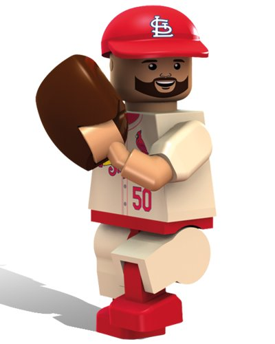 St. Louis Cardinals MLB OYO Minifigure Adam Wainwright at Amazon.com