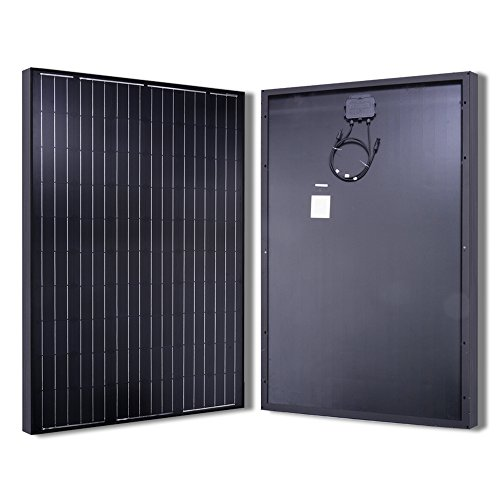 Renogy 250 Watts 24 Volts Monocrystalline Solar Panel (Renogy Solar Panels compare prices)