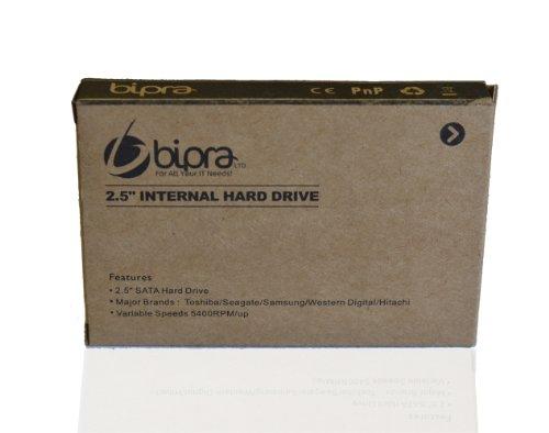 Bipra SATA-Festplatte 2,5 Zoll (6,4cm), 5400 U/m, 8MB Cache, für Notebook/ Mac/ PS3 320 GB