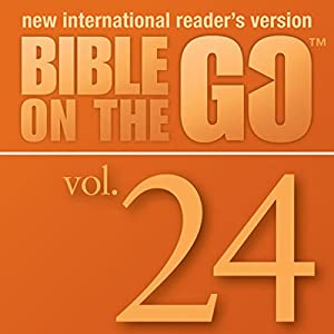 Bible on the Go, Vol. 24: The Story of Queen Esther (Esther 1-5, 7-9) Audiobook