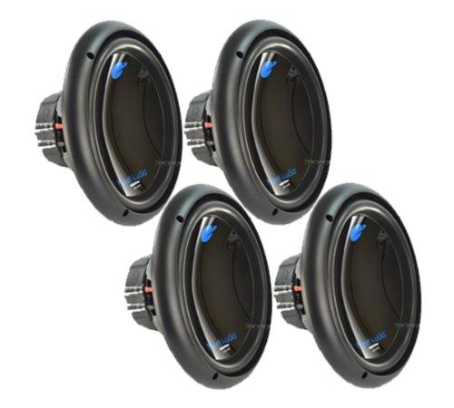 "4) New Planet Audio Ac12D 12"" 7200W Car Audio Subwoofer Sub 7200 Watt"