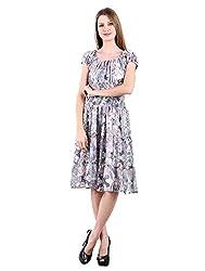 Selfiwear SW-552 Beautiful Georgette Dress