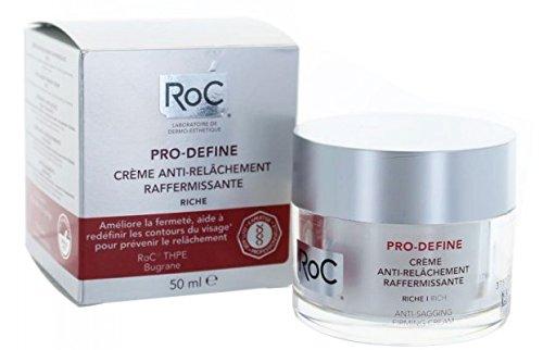 Roc AA Pro-Define Anti Rilassamento Crema Ricca 50 ml