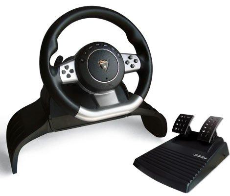 Lamborghini-Gallardo-Evo-Racing-Wheel-for-PS3-PS2-PC