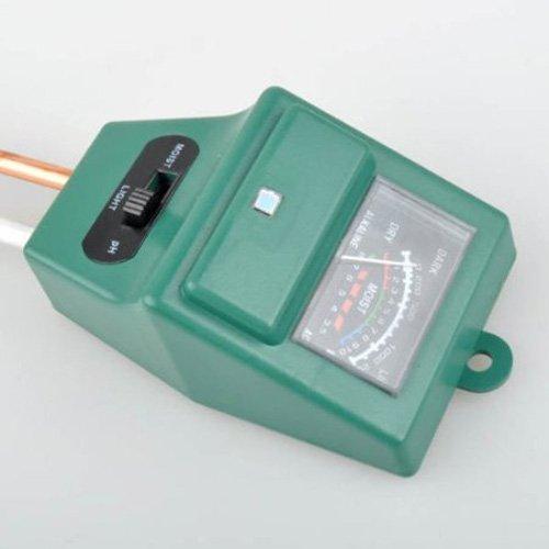 3en1 medidor ph luz humedad sonda para tierra planta for Medidor ph tierra