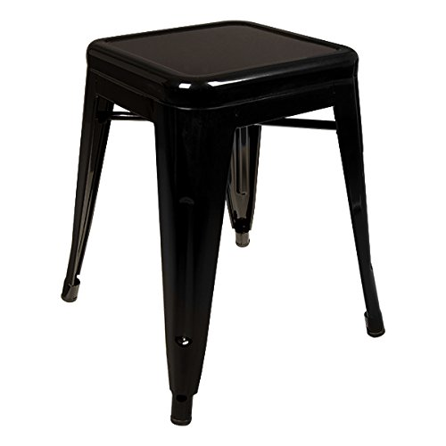 Norwood Commercial Furniture Metal Stack Stool