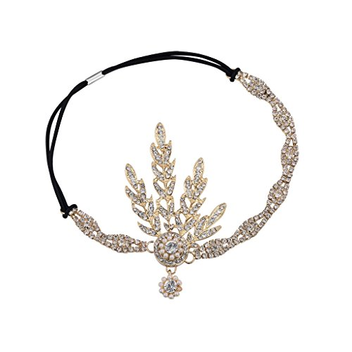 Babeyond-Art-Deco-1920s-Flapper-Great-Gatsby-Inspired-Leaf-Medallion-Pearl-Headpiece-Headband