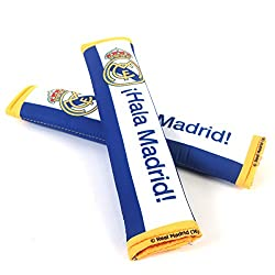 Real Madrid C.F. Car Seat Belt Protector