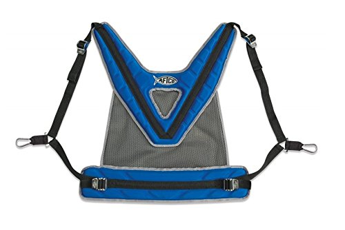 AFTCO HRNS2BLUE Maxforce Harness Blue (Fishing Shoulder Harness compare prices)