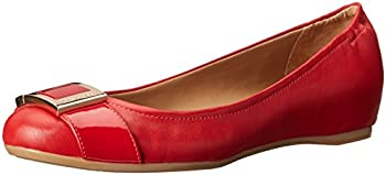 Calvin Klein Women s Madeline Ballet Flat Shoes from 6pm.com for  22.99 7415defbd7