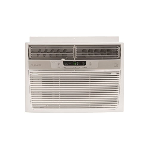 Frigidaire FRA186MT2 Energy Star - Window-Mounted Median Air Conditioner with Temperature Sensing Remote Control - 18,500 BTU 230-Volt