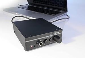FOSTEX 32bitDAC ヘッドホンアンプ HP-A3