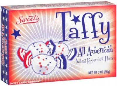 Sweets - Salt Water Taffy - All American Taffy