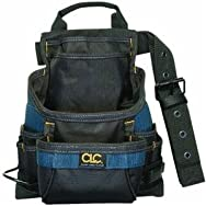 13-Pocket Framer's Nail & Tool Bag-13PKT NAIL AND TOOL BAG