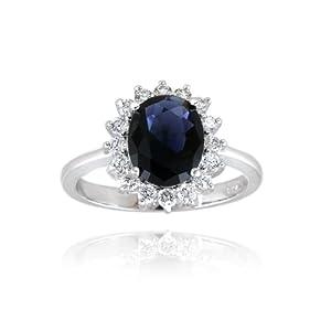 replica princess diana s ring prince william