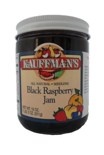 Kauffman's Fruit Farm Homemade Black Raspberry