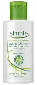 Simple Eye Make-Up Remover 4.2 oz