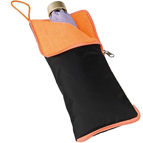 超吸水マイクロファイバー傘カバー オレンジ