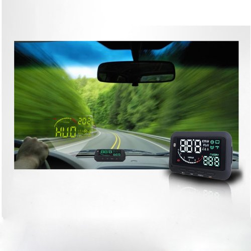 ifound Updated 2nd Gen Car HUD Vehicle-mounted