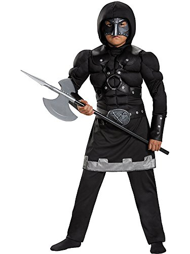 Disguise Executioner Muscle Child Costume
