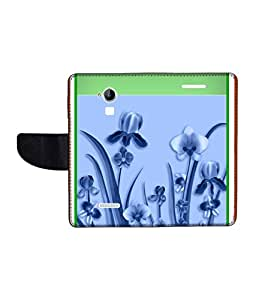 KolorEdge Printed Flip Cover For CoolPad Dazen Note 3 Multicolor - (1479-55KeMLogo12192DazenNote3)