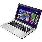 Asus X751LX-DH71 17.3-inches Laptop (Core I7 5500U, 8 GB DDR3L SDRAM, 1 TB HDD, Windows 10), Black