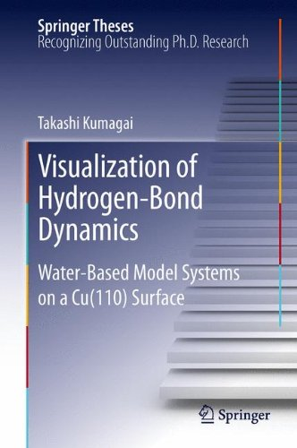 Visualization of Hydrogen-Bond Dynamics: Water-Based Model Systems on a Cu(110) Surface (Springer Theses)