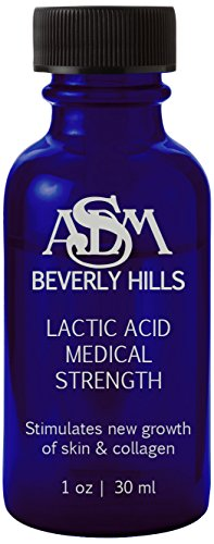 ASDM ASDM Beverly Hills Lactic Acid Peels (60%) for Acne