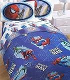 4-piece Marvel Spiderman Twin Bedding Set