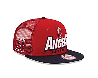 MLB Los Angeles Angels Trucker Charge 950 Cap