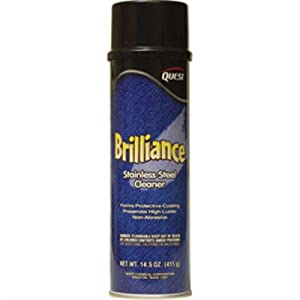 Brilliance Oil-Based Stainless Steel Cleaner (20 oz Aerosol)