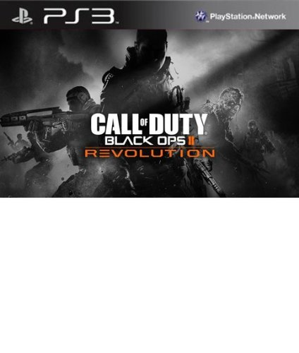 Call of Duty Black Ops II: Revolution DLC - PS3 [Digital Code] (Black Ops 2 Season compare prices)