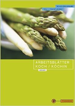 Download Arbeitsblätter Koch/Köchin Teil I - Fachtheorie ...
