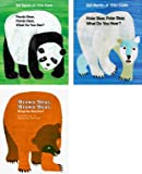 img - for 3 Book Set By Bill Martin Jr; Panda Bear, Panda Bear, What Do You See?; Polar Bear, Polar Bear, What Do You Hear?; Brown Bear, Brown Bear, What Do You See?. book / textbook / text book