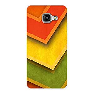 Multicolor Merge Back Case Cover for Galaxy A3 2016