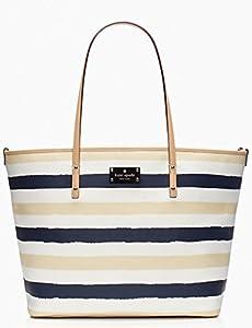Kate Spade York Bondi Road Harmony Baby Bag (Navy/Cream)