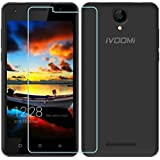 IVooMi Me1 Plus, Tempered Glass , Premium Real 2.5D 9H Anti-Fingerprints & Oil Stains Coating Hardness Screen Protector Guard For IVooMi Me1 Plus