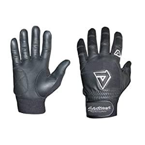 Buy Akadema Youth Batting Gloves-Black by Akadema