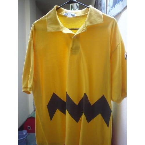 Amazon.com : Peanuts Charlie Brown Zig Zag Collared