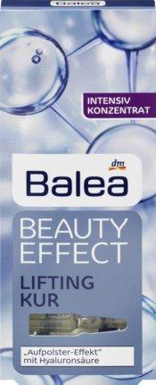 Balea Beauty Effect Lifting Kur 6-pack - 6x (7x1ml) - beauté effet