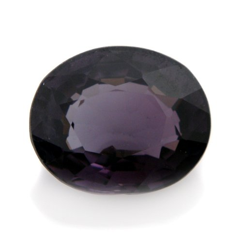 Natural Africa Purple Spinel Loose Gemstone Oval Cut 9*7mm 2.35cts VS Grade